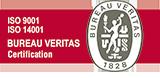 Certificación ISO 9001 y 14001
